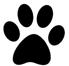 Paw Prints clipart #14, Download drawings