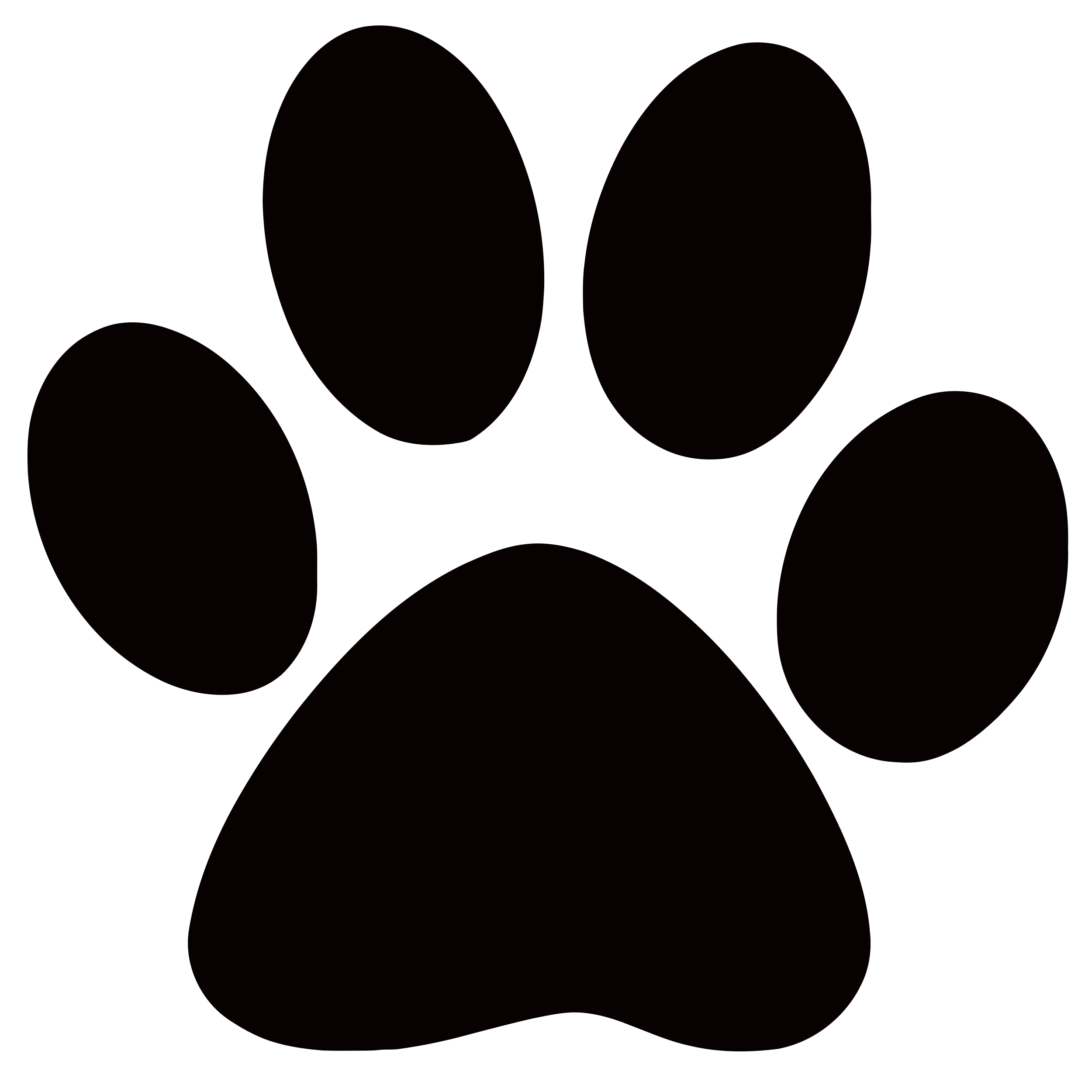 Paw clipart #20, Download drawings