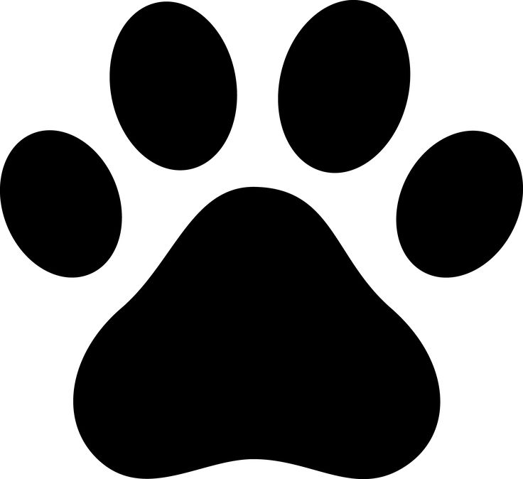 Paw Prints clipart #4, Download drawings
