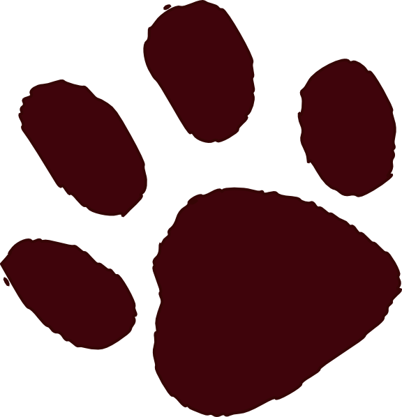 Paw Prints svg #5, Download drawings