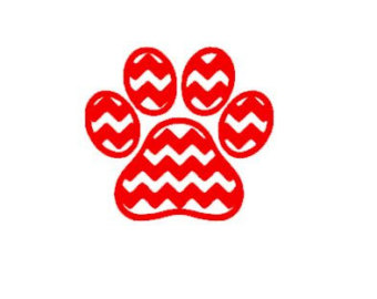 Paw Prints svg #2, Download drawings