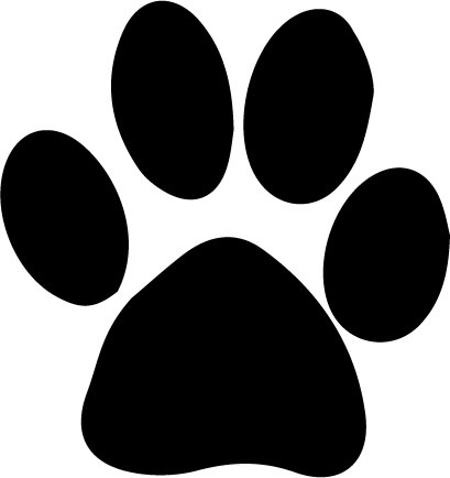 Paw Prints svg #16, Download drawings