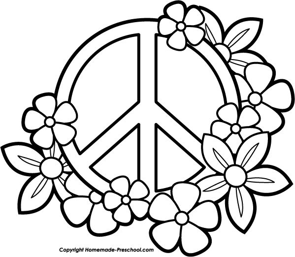 Peace coloring #13, Download drawings
