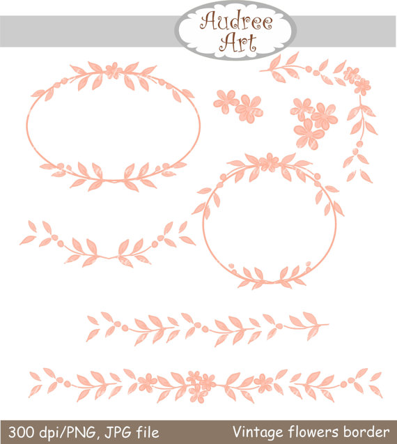Peach (color) clipart #8, Download drawings