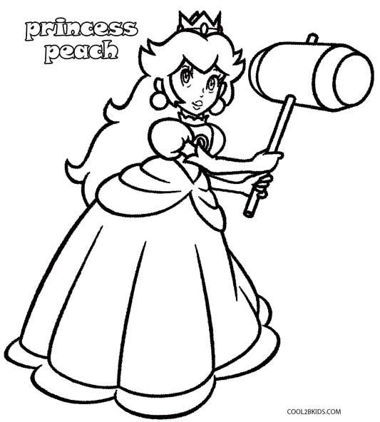 Peach coloring #10, Download drawings