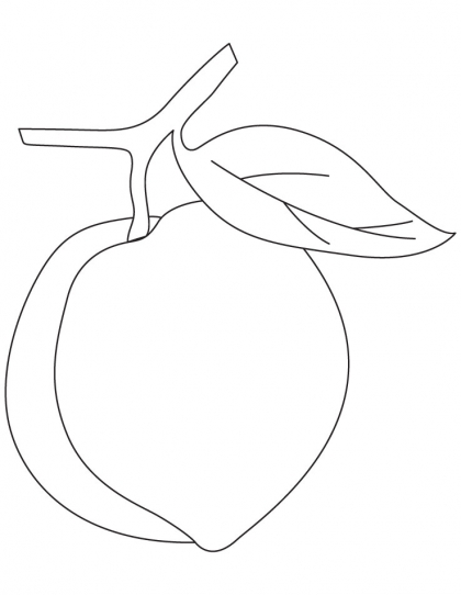 Peach coloring #16, Download drawings