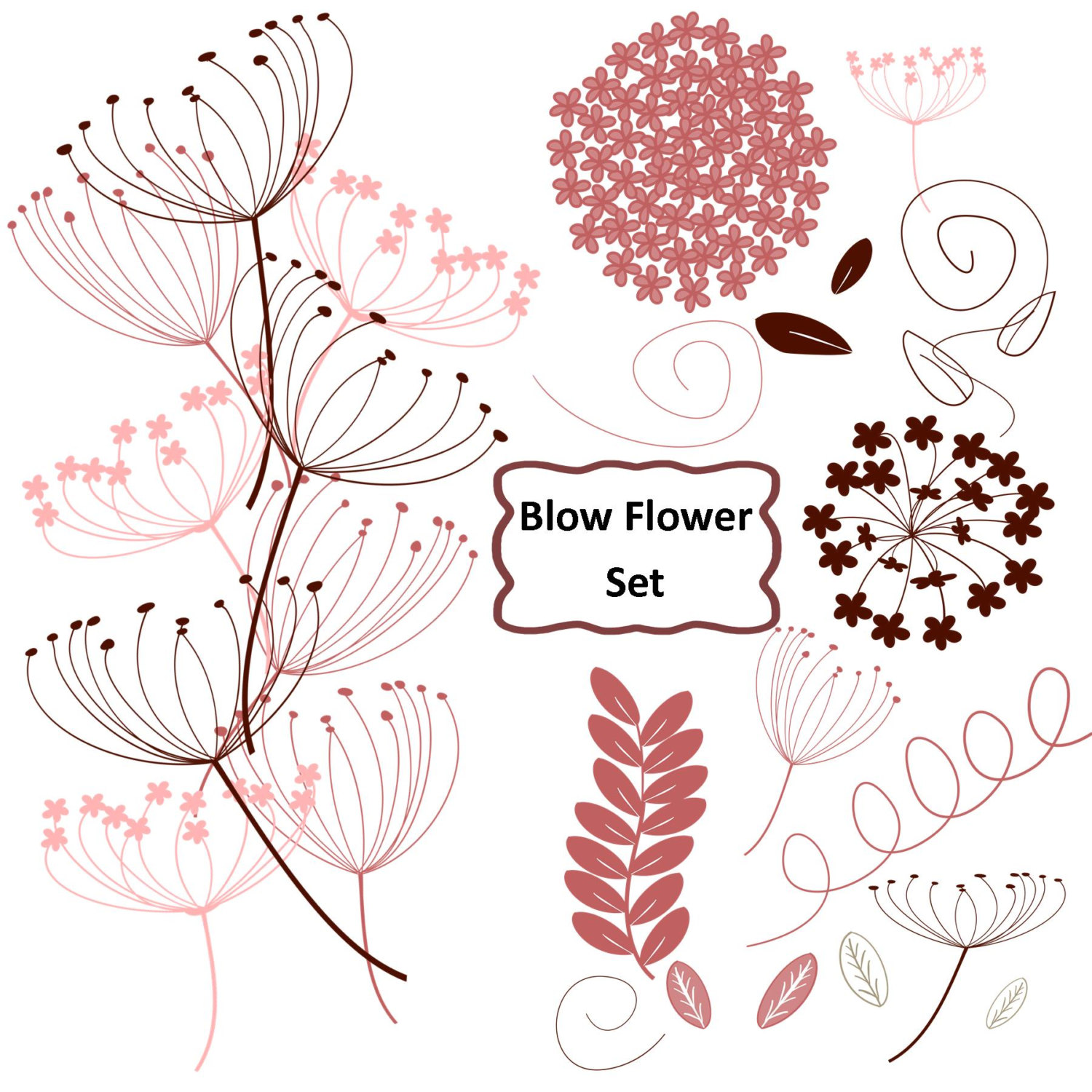 Peach Flower clipart #4, Download drawings