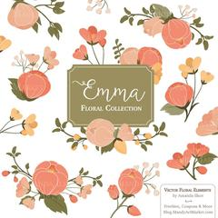 Peach Flower clipart #14, Download drawings