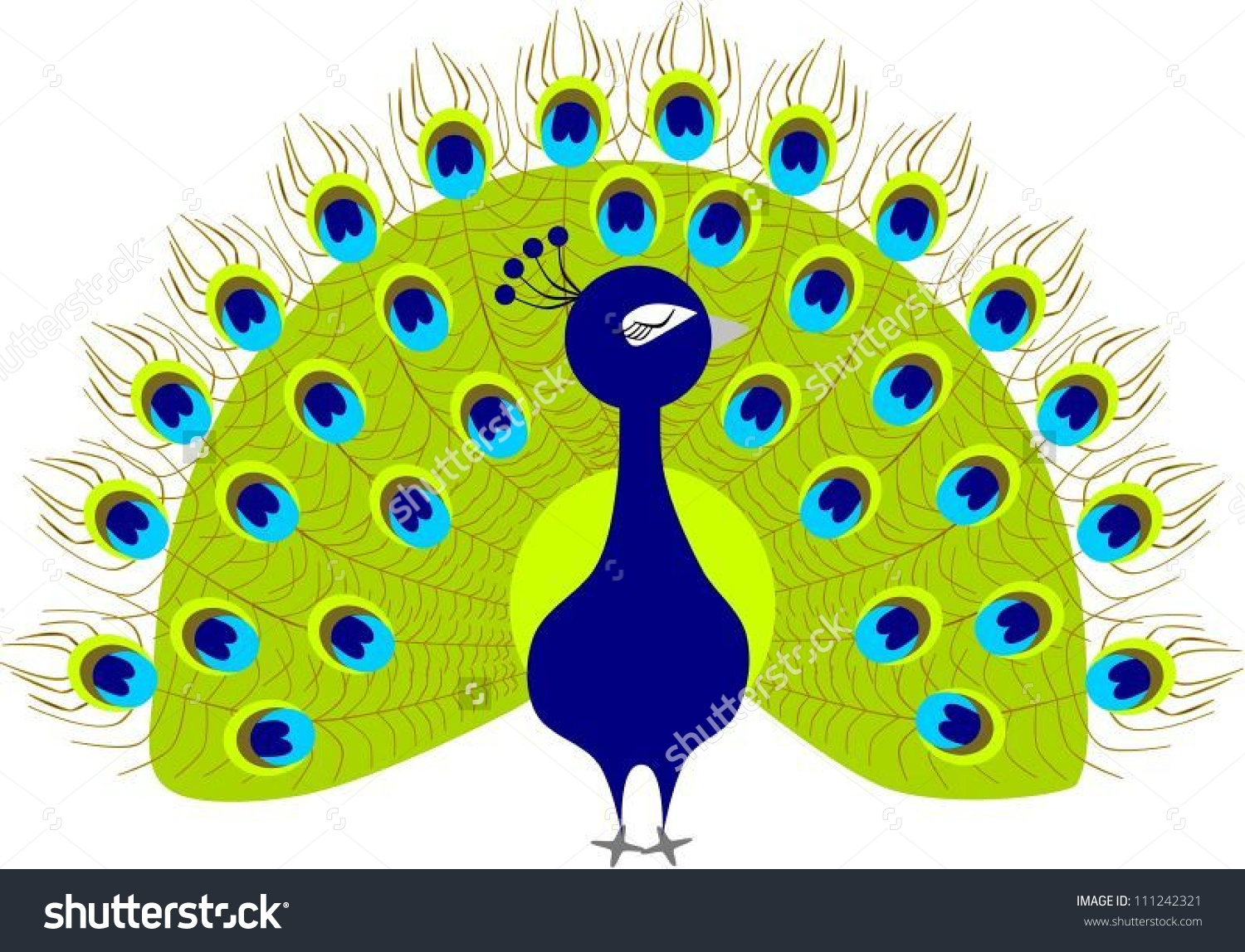 Peacock clipart #4, Download drawings