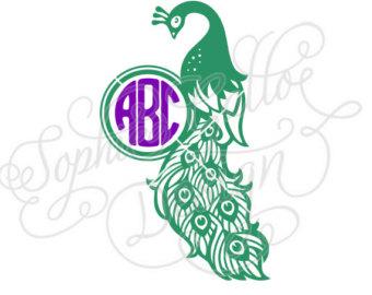Peacock svg #15, Download drawings