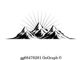 Peak clipart #4, Download drawings