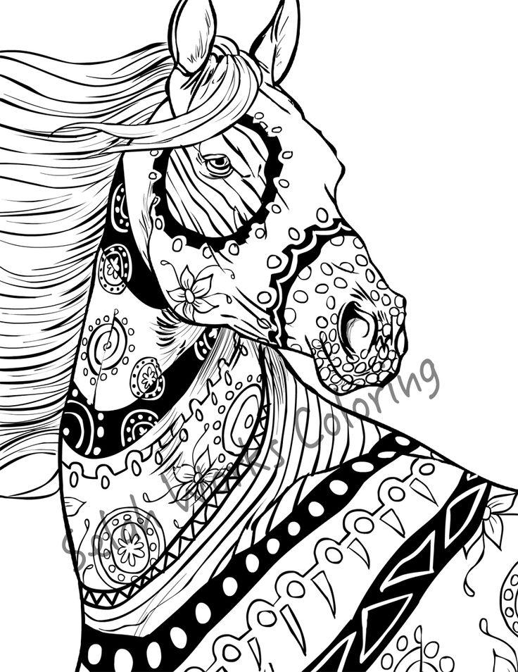 Peak coloring #9, Download drawings