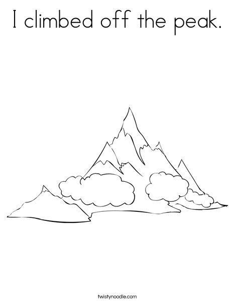 Peak coloring #20, Download drawings