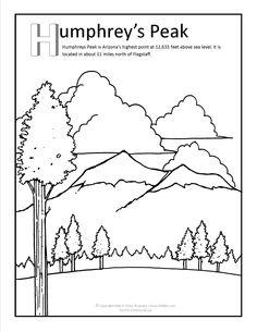 Peak coloring #16, Download drawings