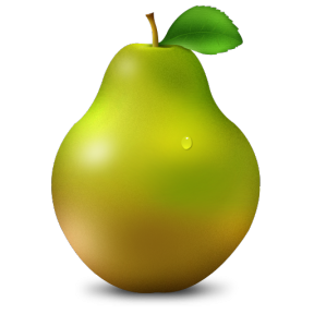 Pear clipart #7, Download drawings