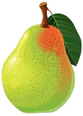 Pear clipart #3, Download drawings