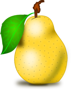 Pear clipart #13, Download drawings
