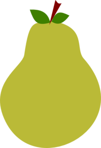 Pear clipart #20, Download drawings