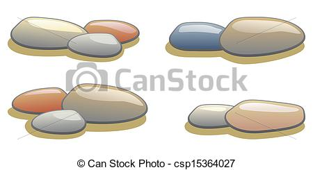 Pebbles clipart #3, Download drawings