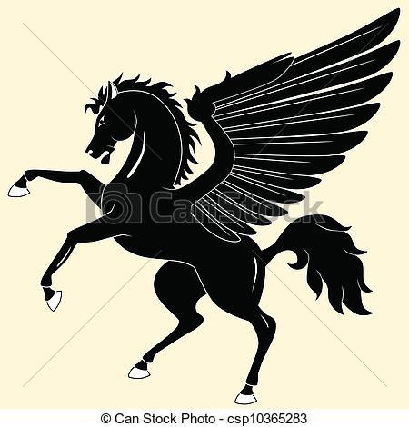 Pegasus clipart #7, Download drawings