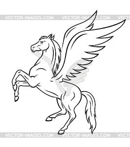Pegasus clipart #13, Download drawings