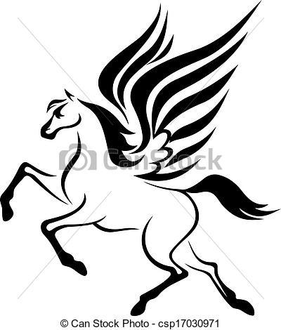 Pegasus clipart #18, Download drawings