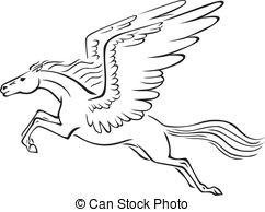 Pegasus clipart #6, Download drawings