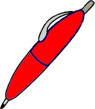 Pen clipart #2, Download drawings