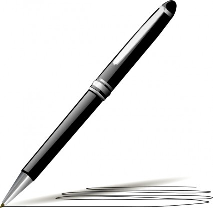 Pen clipart #12, Download drawings