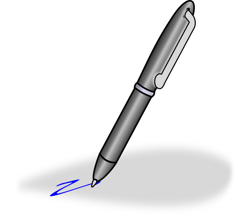 Pen clipart #10, Download drawings