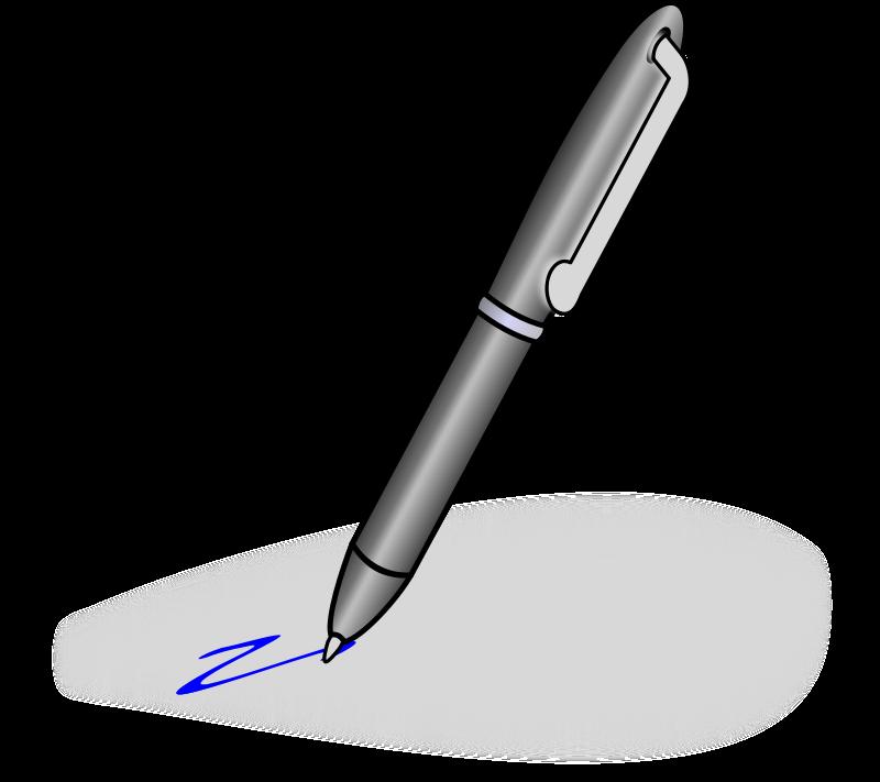 Pen clipart #10, Download drawings