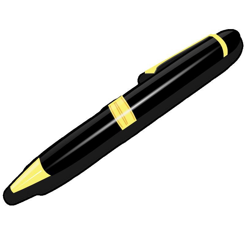 Pen clipart #5, Download drawings
