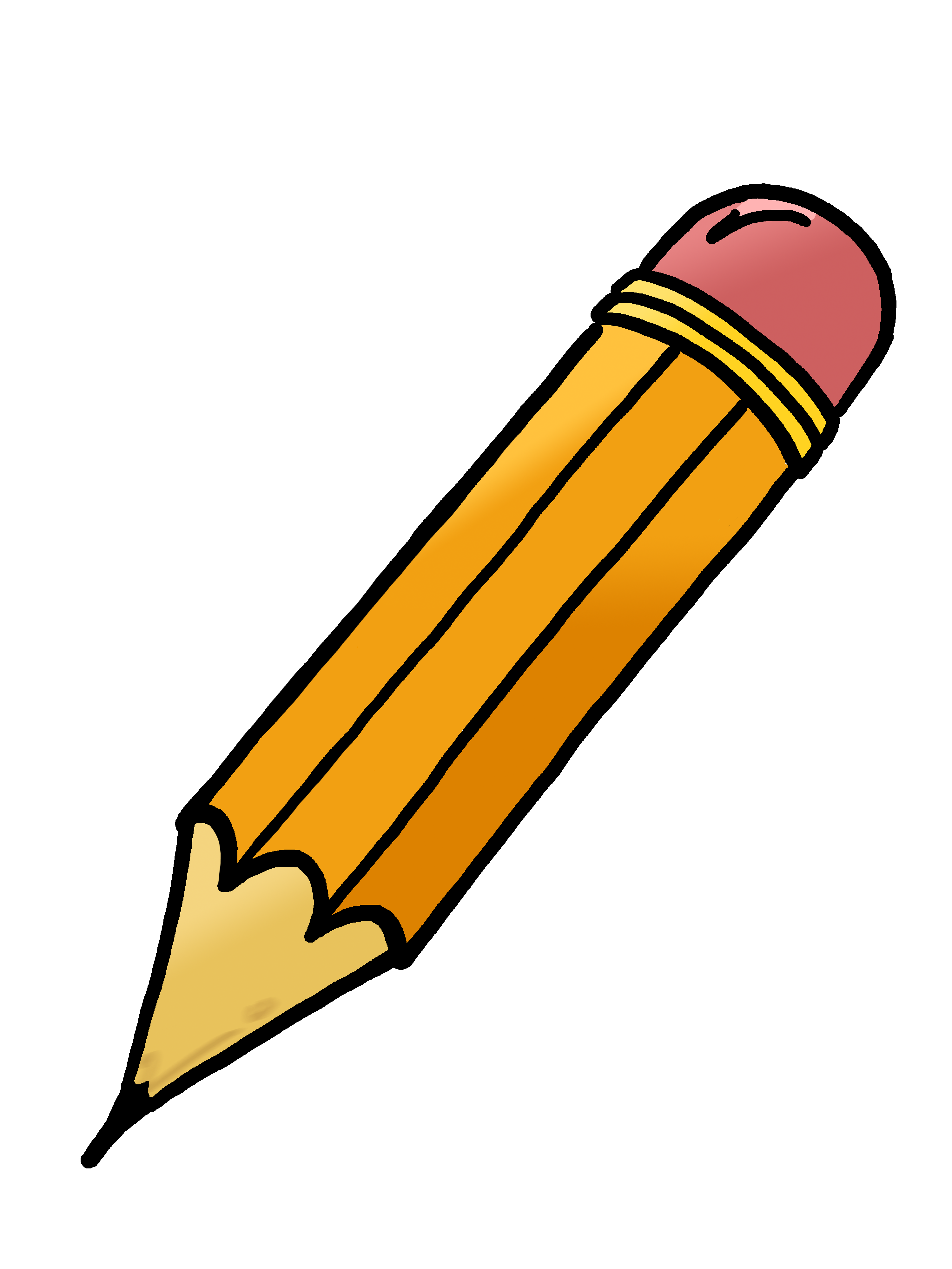 Pencil clipart #4, Download drawings