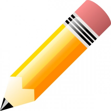Pencil clipart #6, Download drawings