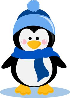 Penguin clipart #3, Download drawings