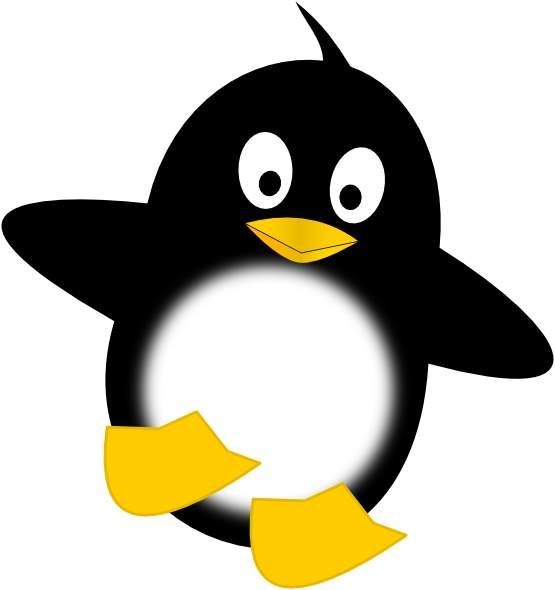 Penguin clipart #9, Download drawings