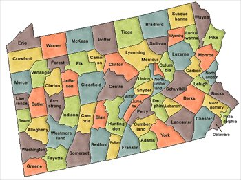 Pennsylvania clipart #6, Download drawings