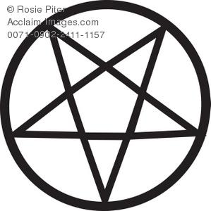 Pentagram clipart #5, Download drawings