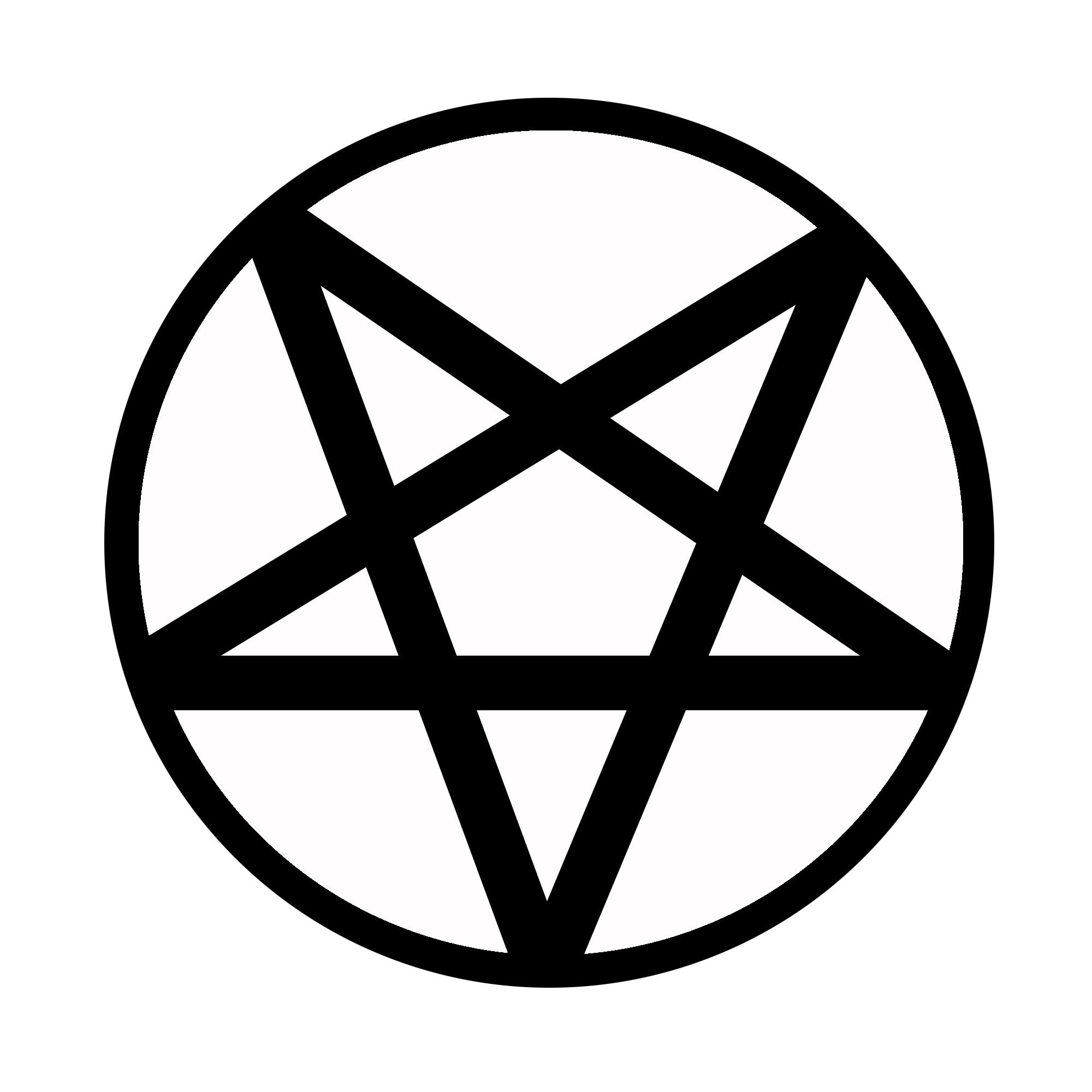 Pentagram clipart #2, Download drawings