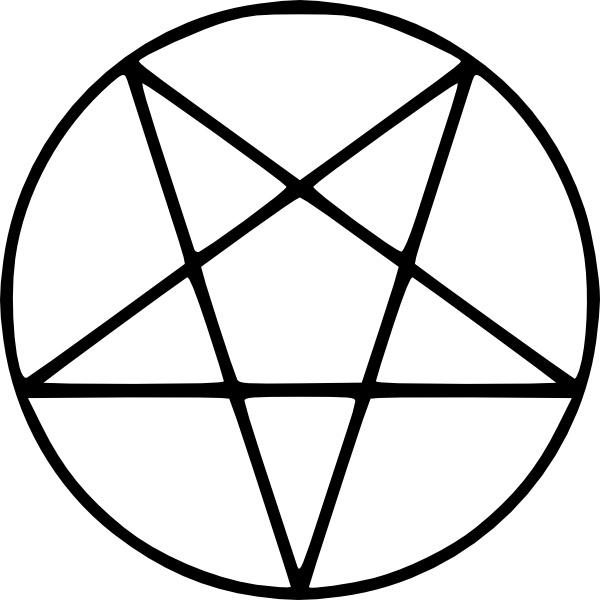 Pentagram clipart #19, Download drawings