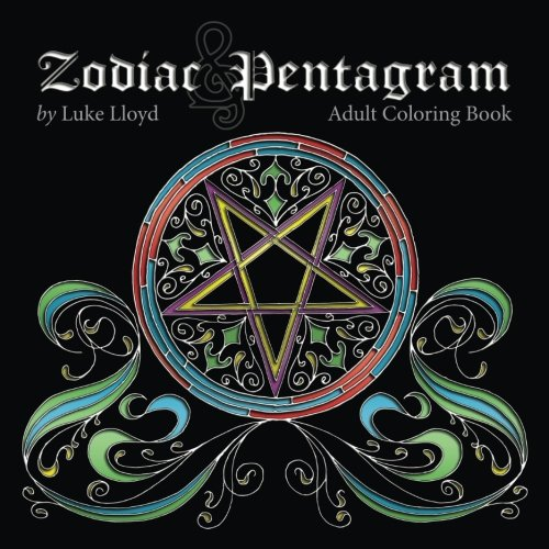 Pentagram coloring #13, Download drawings