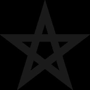 Pentagram svg #18, Download drawings