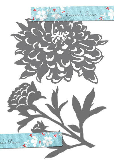 Peony svg #19, Download drawings