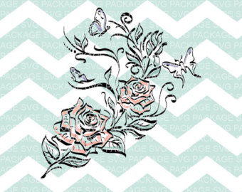 Peony svg #11, Download drawings