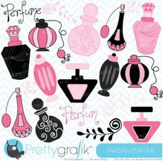 Perfume clipart #7, Download drawings