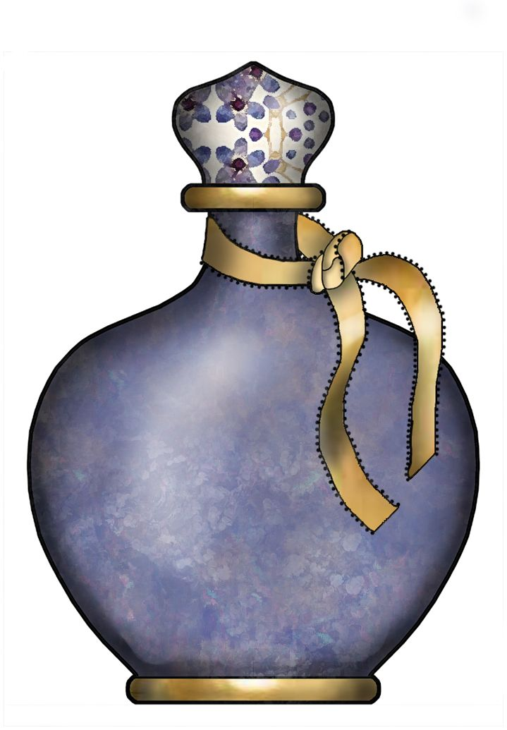 Perfume clipart #15, Download drawings
