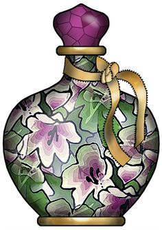 Perfume clipart #1, Download drawings