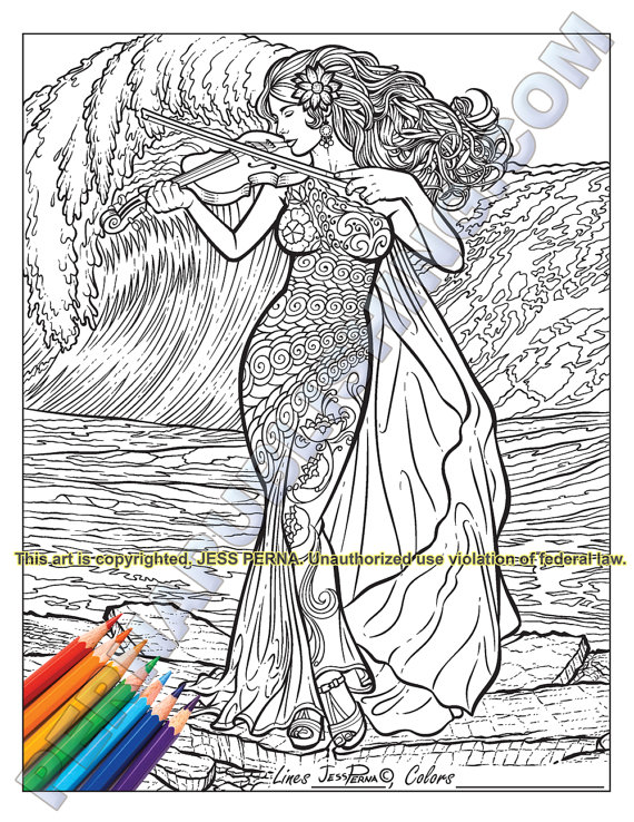 Pern coloring #2, Download drawings