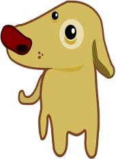 Perro clipart #12, Download drawings