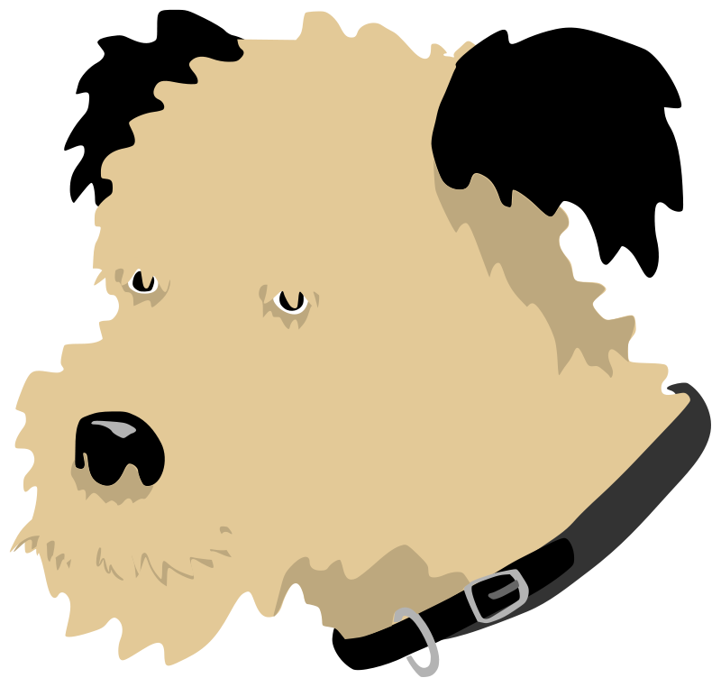 Perro clipart #4, Download drawings